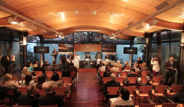 Presentación Oficial Palau Colet -Barcelona