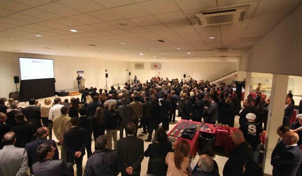 Organización de Eventos, acto 50 aniversario